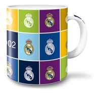 Real Madrid porcelán bögre 2015