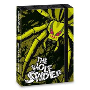 The Wolf Spider füzetbox A5