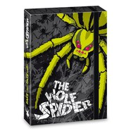 The Wolf Spider füzetbox A4