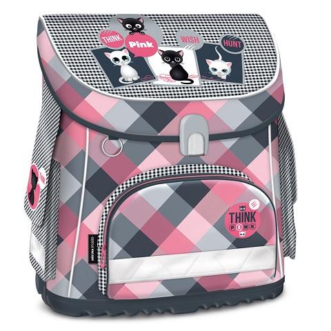 Think Pink kompakt easy mágneszáras iskolatáska 2017 » Tolltartók ... ad917ed3a3